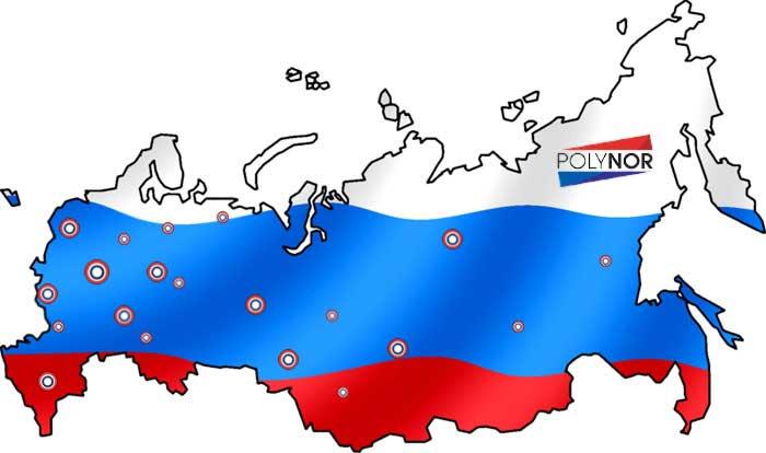 доставка полинор по России